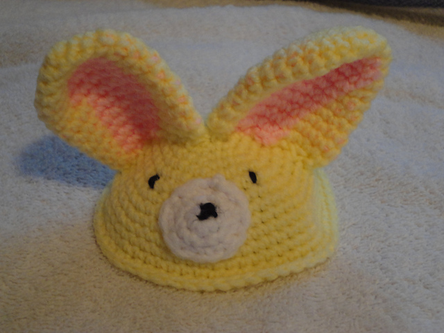 Penny's Bunny Hat