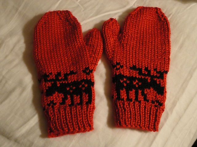 Moose Mitts