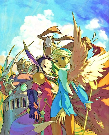 Breath of Fire IV cast of characters