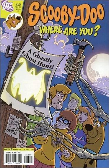 Scooby Freak Cove Crystal Doo