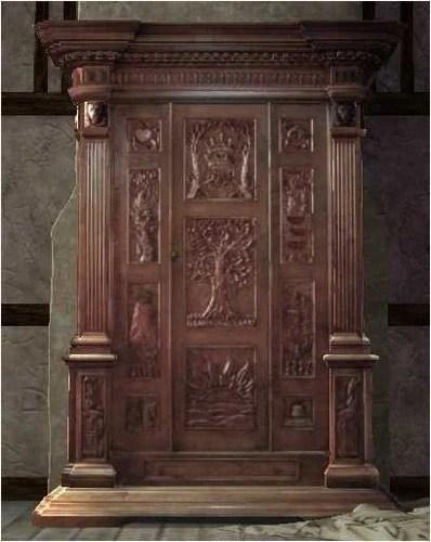 Armoire Magique Wiki Narnia