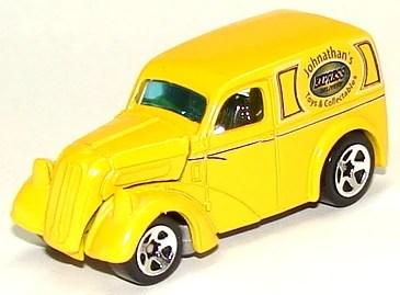 2001 Hot Wheels Anglia Panel  #97