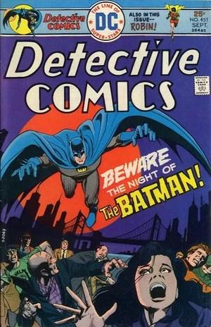Batman di Dick Giordano