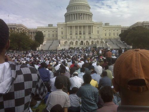Photo from 9/25 rally