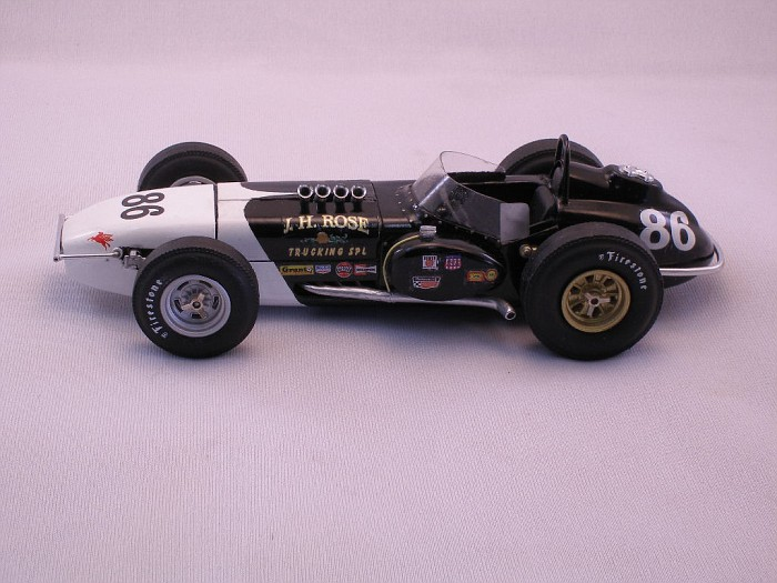 Indy 500 Roadsters Under Glass Model Cars Magazine Forum