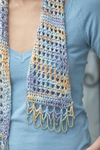 * I love this scarf.  LOVE it!