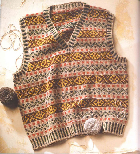 Prince of Wales vest - this one HAD to be included.  :)