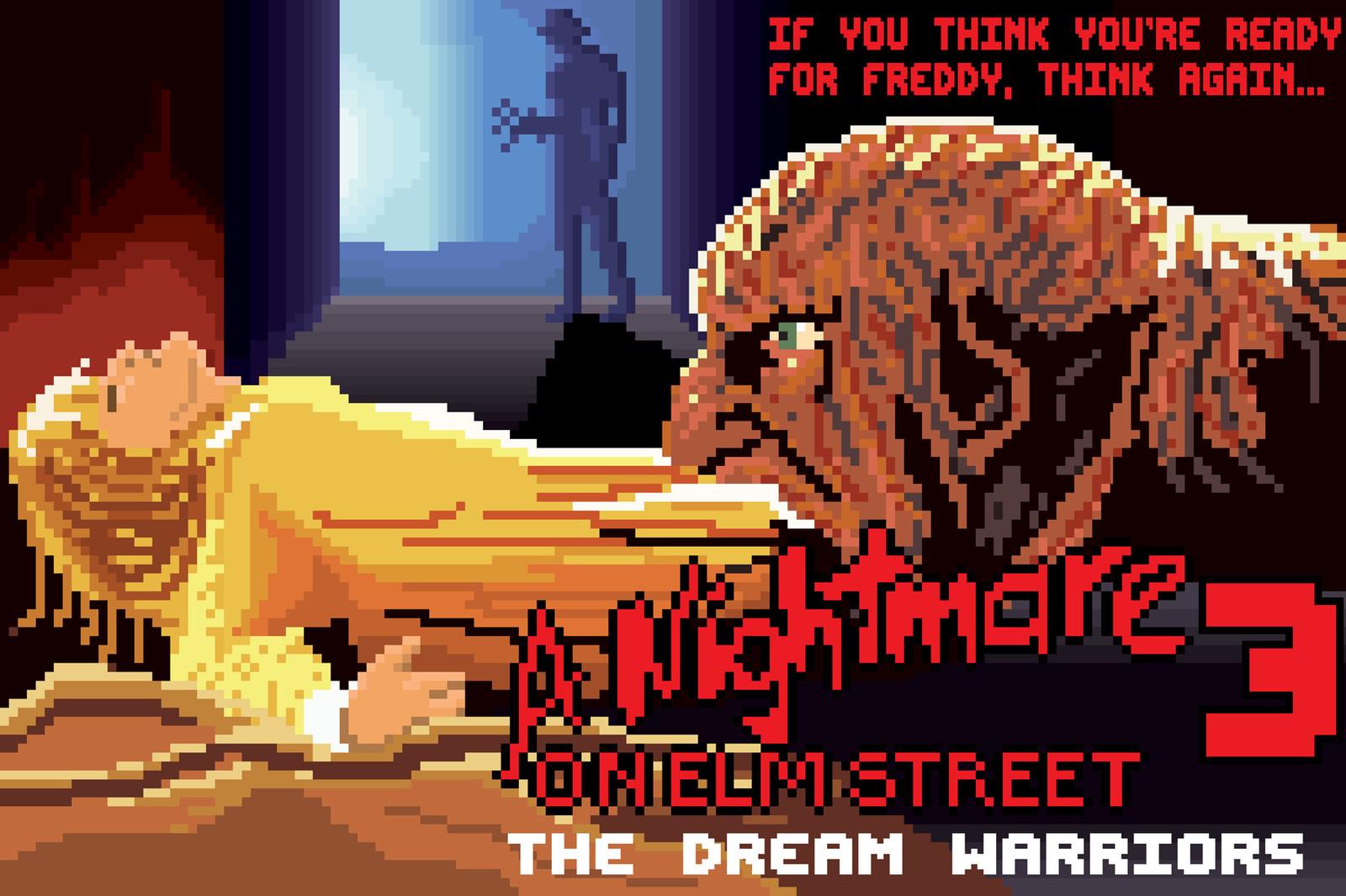 Nightmare 3 Dream Warrior