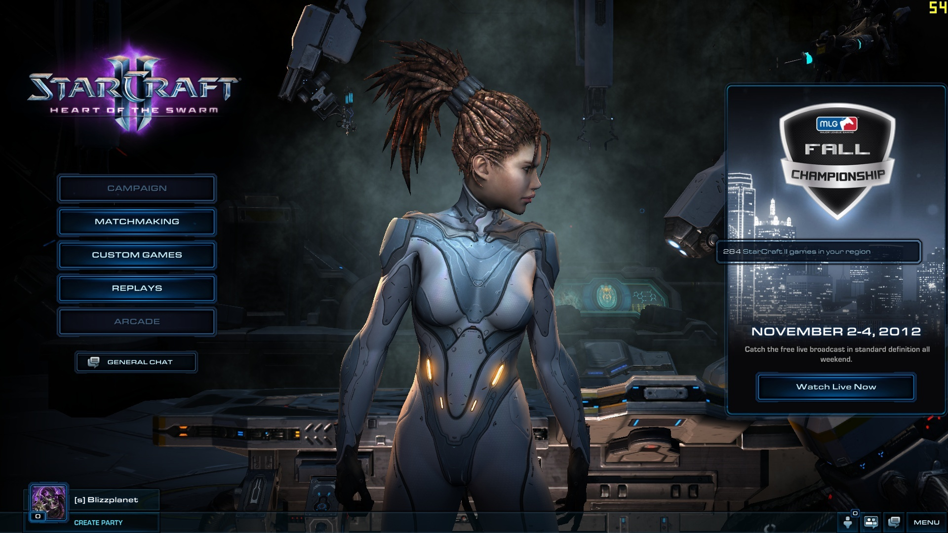 Nova Starcraft 2 Wallpaper
