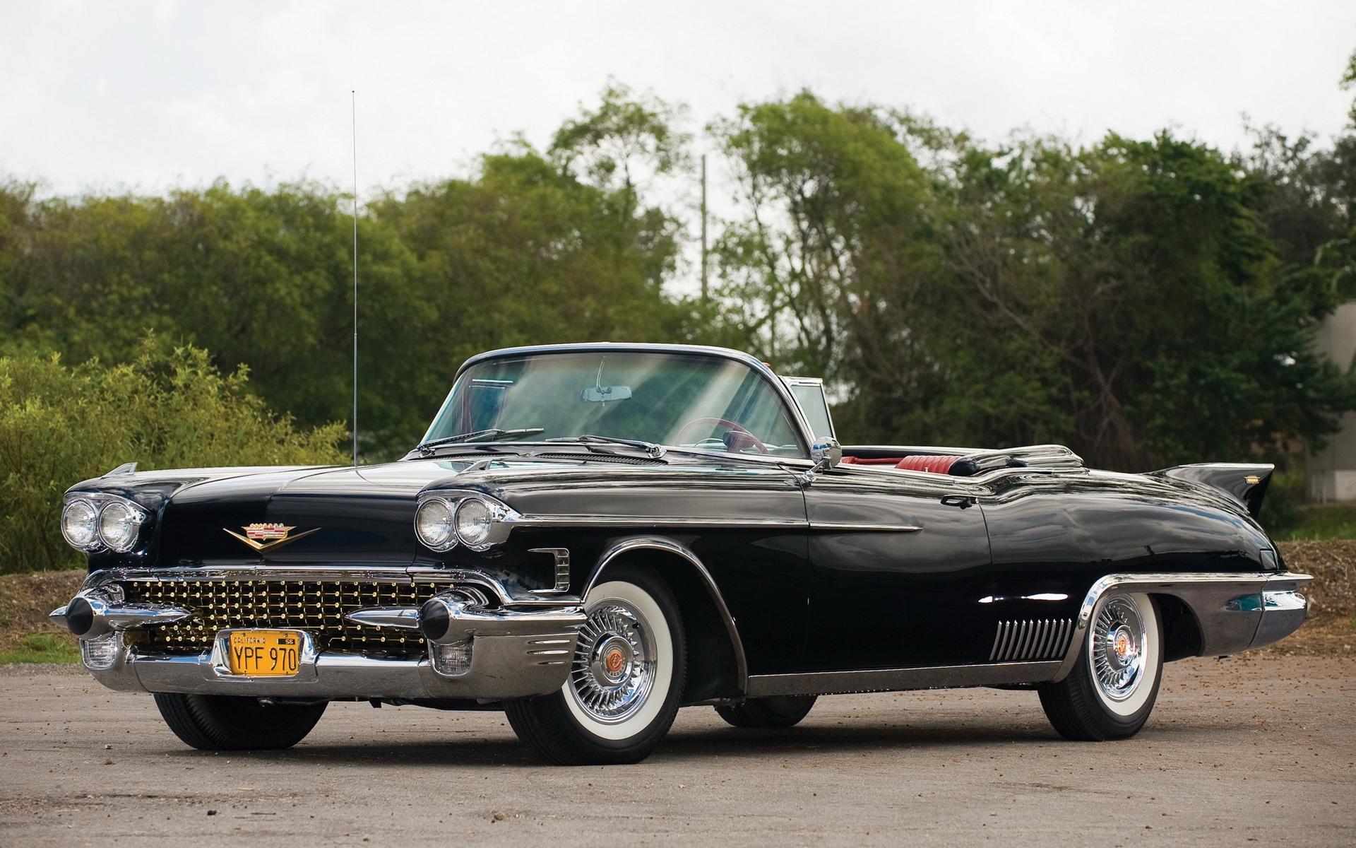 Eldorado Cadillac Brougham 1958