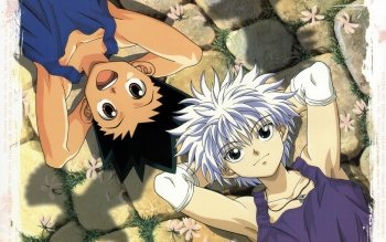 290 Hunter X Hunter Hd Wallpapers Background Images