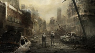 Post Apocalyptic Full HD Wallpaper and Background Image ...