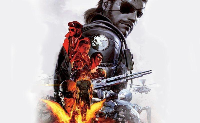 Metal Gear Solid 5 the phantom pain MGS5 Metal Gear Solid Ranking MGS Ranking Metal Gear Solid Rückblick Metal Gear Solid Retrospektive Metal Gear Solid Retrospective MGS Rückblick MGS Retrospektive MGS Retrospective