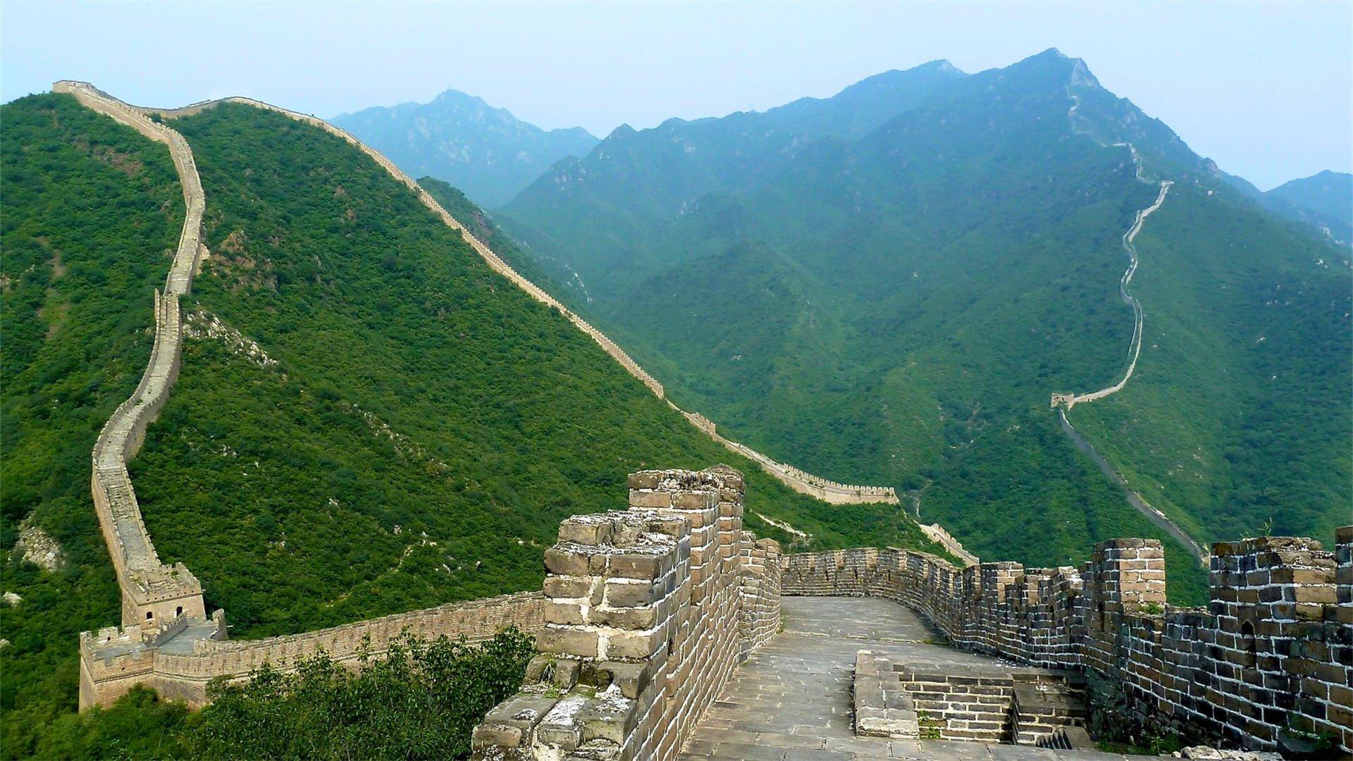 The Great Wall Of China Hd Wallpaper