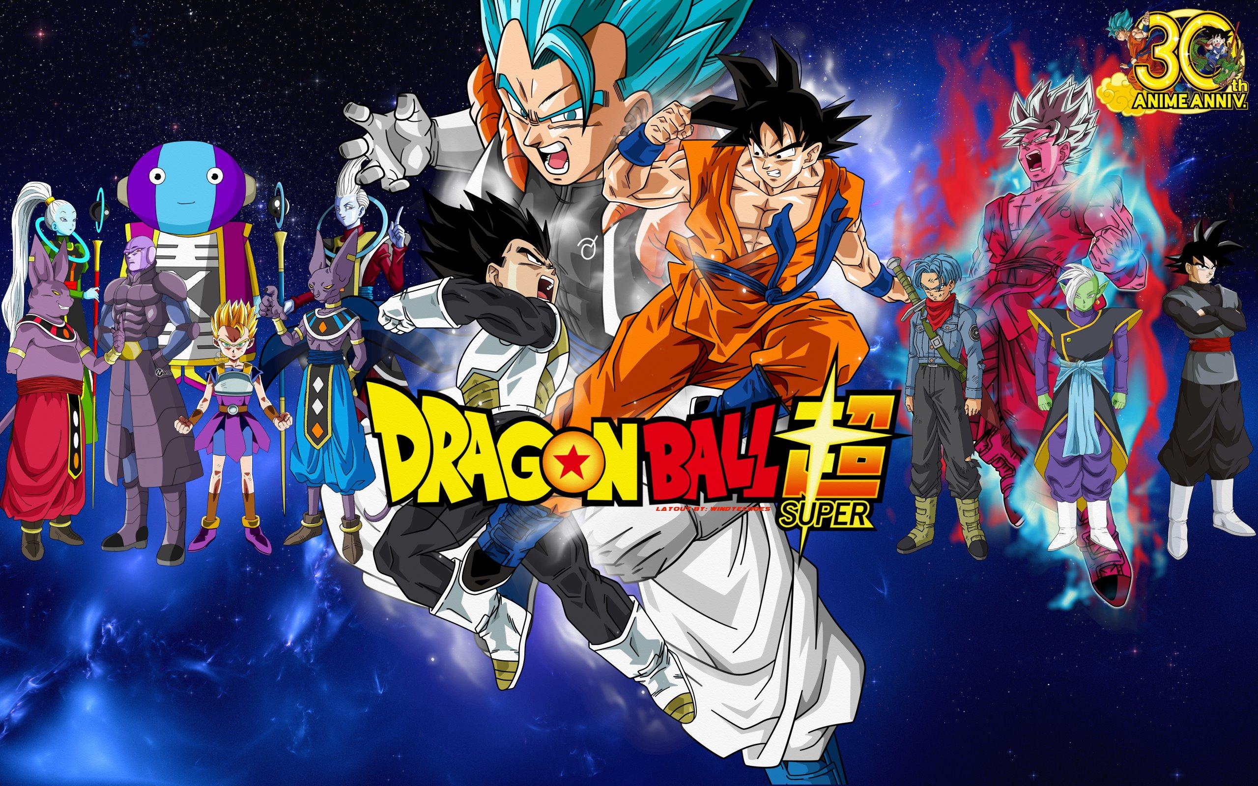 Dragon Ball Super Fond D Ecran Hd Arriere Plan 2560x1600