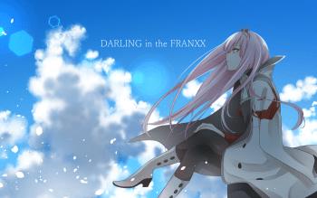 770 Darling In The Franxx Papeis De Parede Hd Planos De Fundo