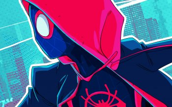 353 Spider Man Into The Spider Verse Hd Wallpapers Background