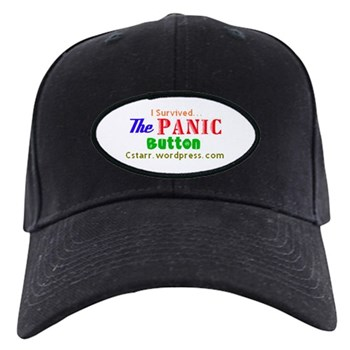 I survived The Panic Button cap