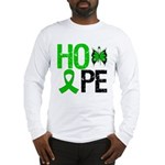 Cerebral Palsy Hope Long Sleeve T-Shirt