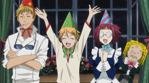 Image result for party anime