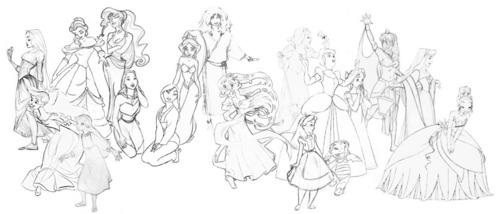 Disney Princess Images Disney Princesses And Non