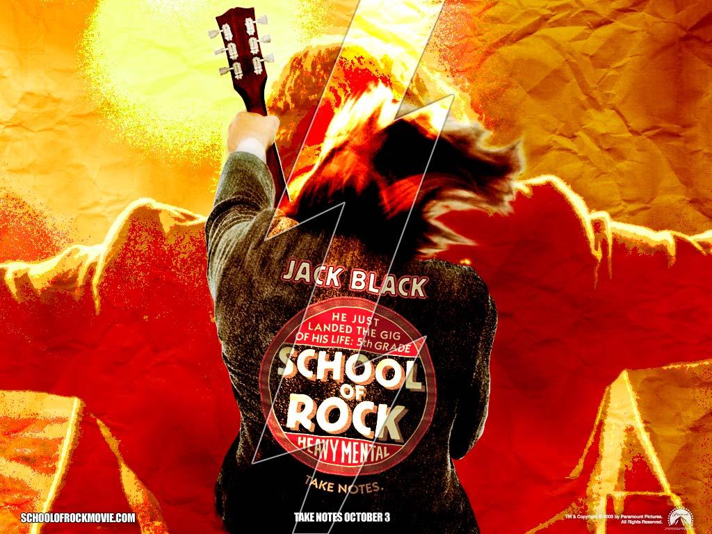 School Of Rock! - School of Rock fondo de pantalla (25392514) - fanpop