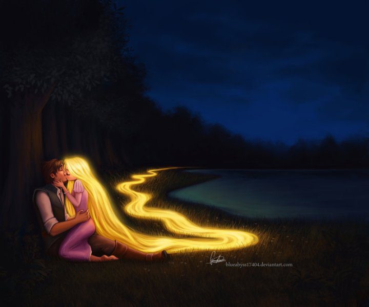 Disney Princess Images Tangled Love Hd Wallpaper And Background