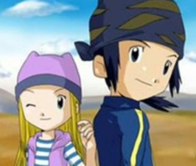 Digimon Frontier Images Koji Zoe Wallpaper And Background Photos