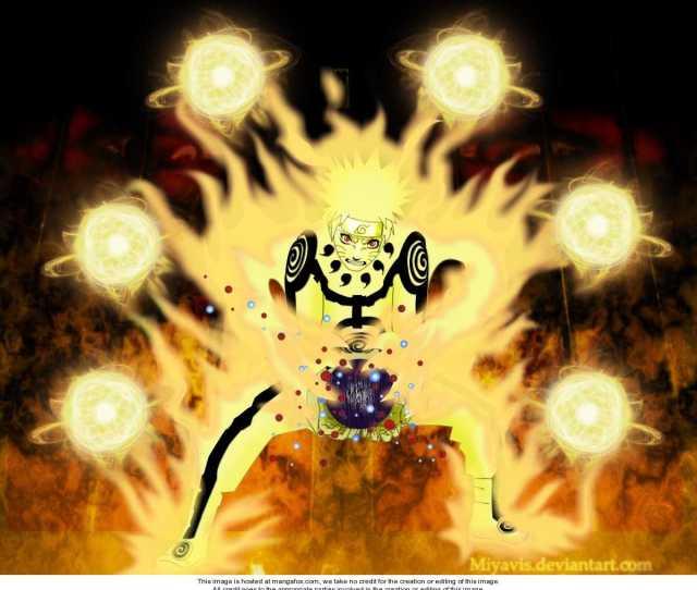 Uzumaki Naruto Shippuuden Images Naruto Nine Tails Chakra Mode Hd Wallpaper And Background Photos