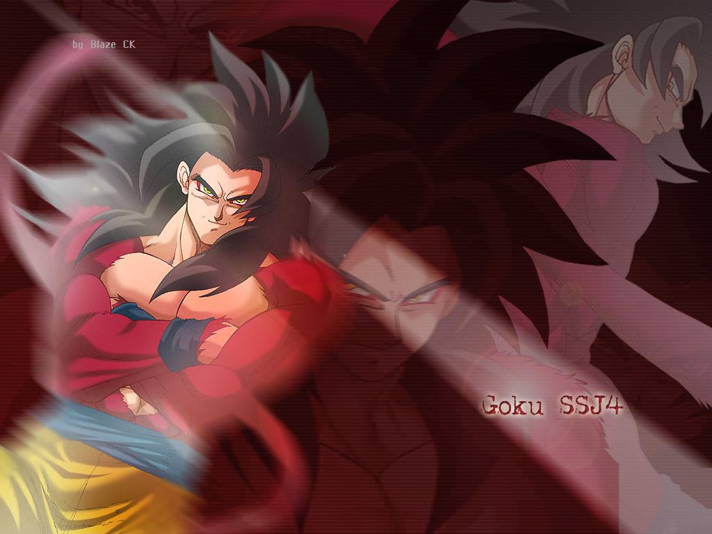 Goku, Super Saiyan Level 4   Dragon Ball Z Wallpaper (26188408