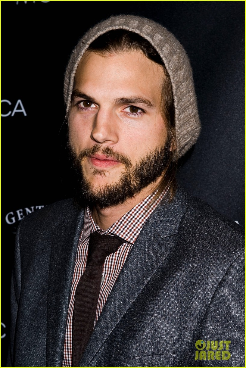 Ashton Kutcher: GQ's Gentlemen's Ball 2011! - ashton-kutcher photo