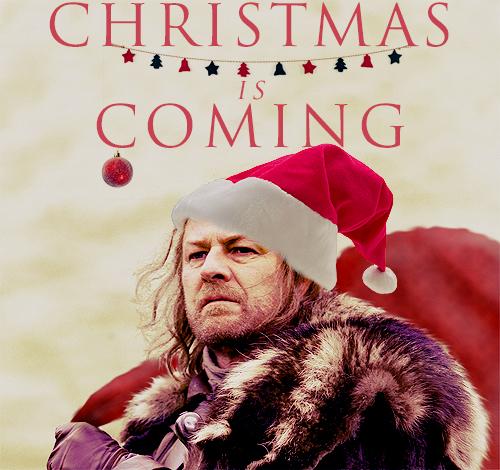 Christmas is Coming - Game of Thrones Fan Art (27452205 ... (500 x 470 Pixel)