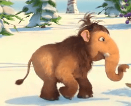 pin peaches ice age colouring pages on pinterest