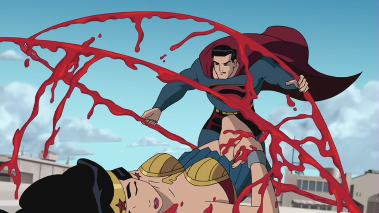 Image result for justice league new frontier movie