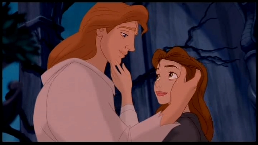 Belle 1991 Beauty Outline Beast And