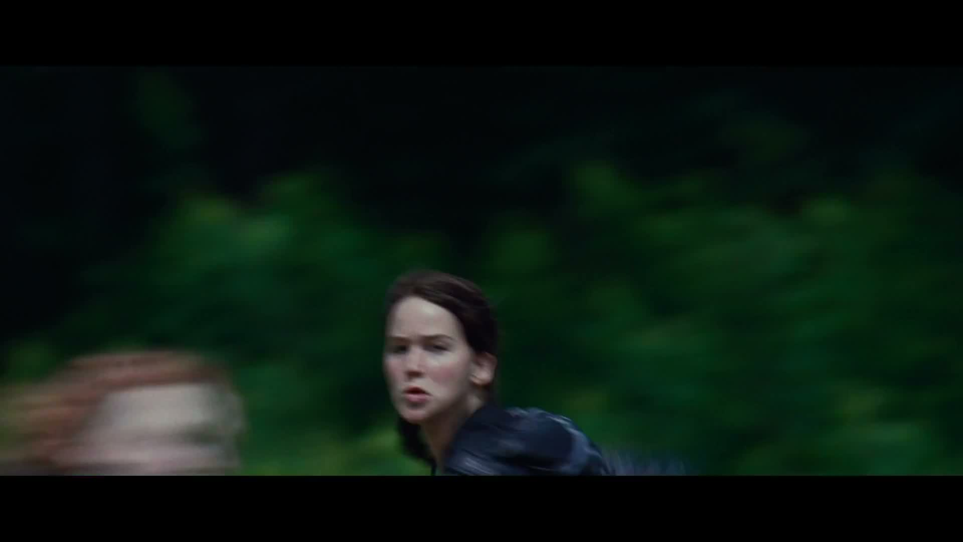 The Hunger Games Trailer 2