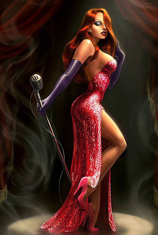 Image result for pics jessica rabbit