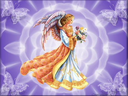 Angel - angels Wallpaper