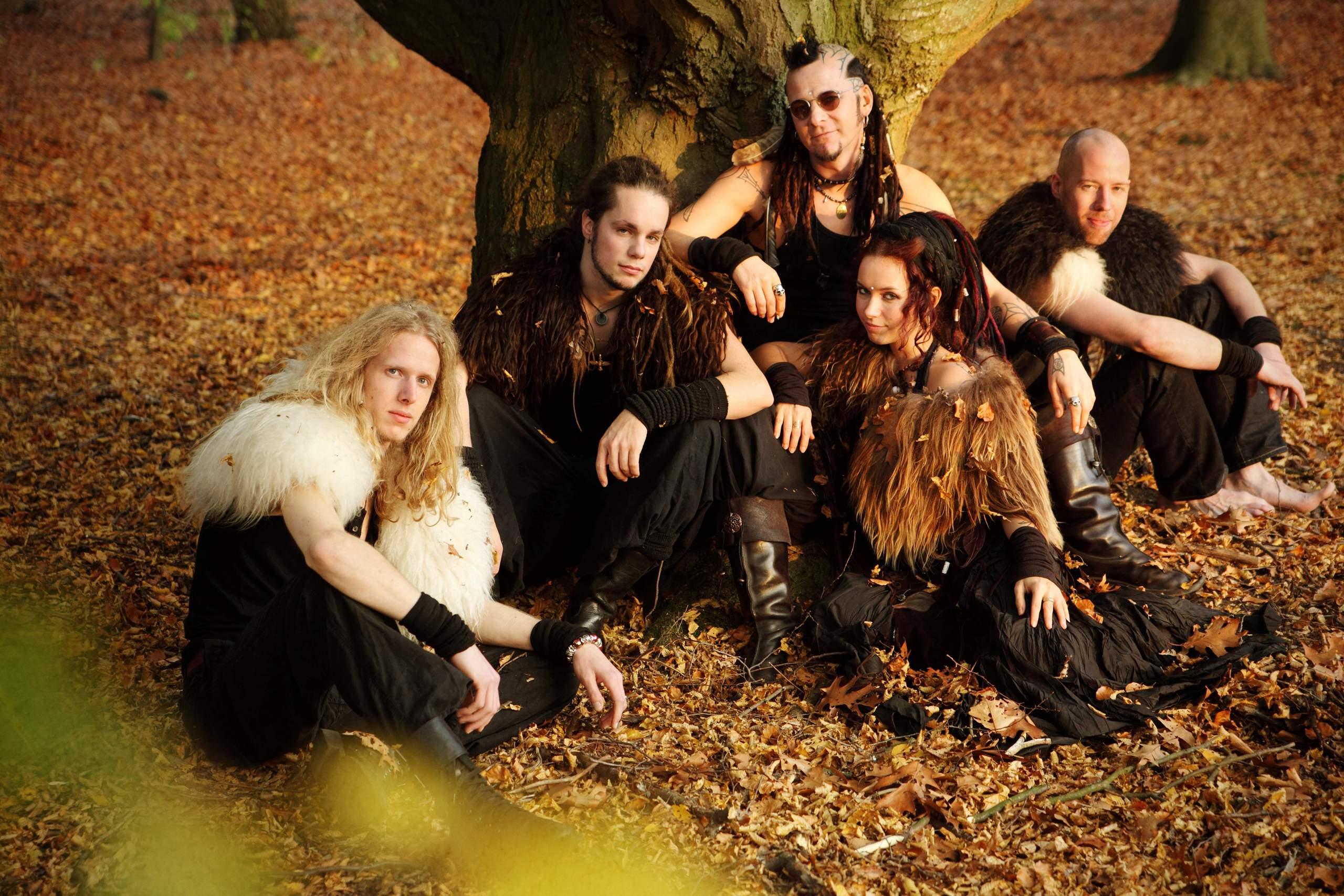 來自全球各地組成的新異教民謠 Omnia 釋出單曲演出現場 Kokopelli HokaHey!