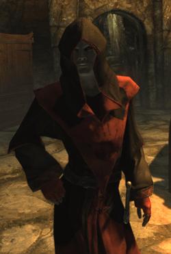 Image result for dark brotherhood gabriella