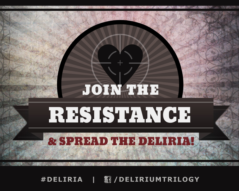 Join The Resistance Posters Delirium Photo 30913085