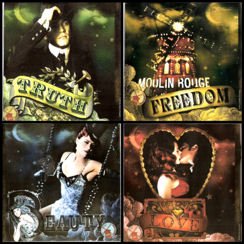 Moulin Rouge Love Quotes