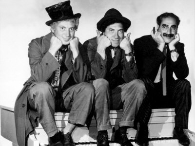 Image result for a picture of the marx brothers