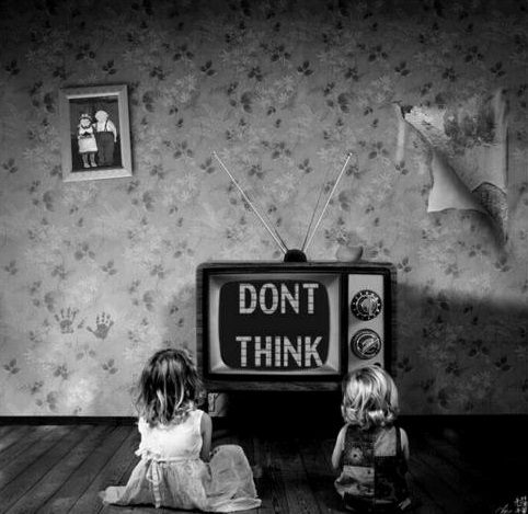 Image result for dont think