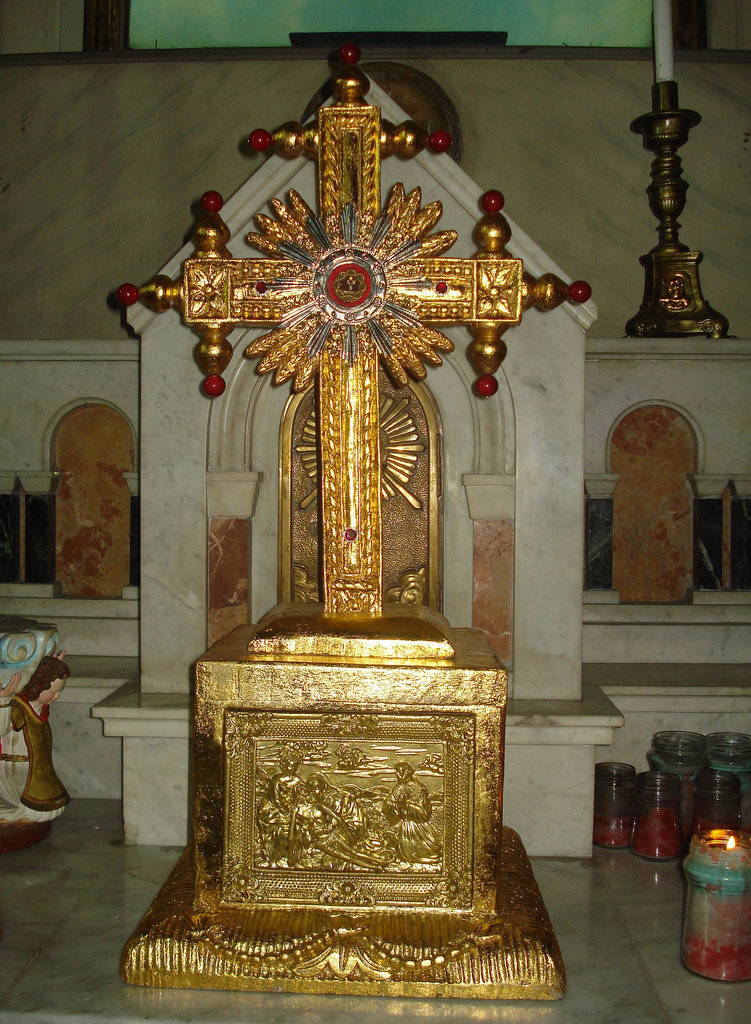 The Most Holy Relic of the True Cross of Our Lord Jesus Christ