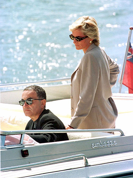 Princess Diana Images Dodi And Diana On Holiday April 1997 Wallpaper And Background Photos