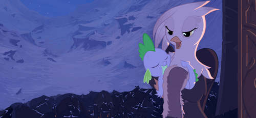Rainbow Dash Presents Haunting Nightmare