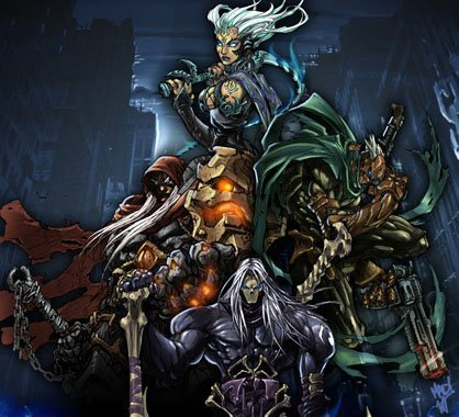 DO You Think Youll Like Death More Than War Poll Results Darksiders Fanpop