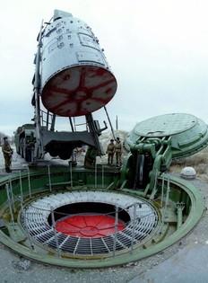 Russian nuclear silo
