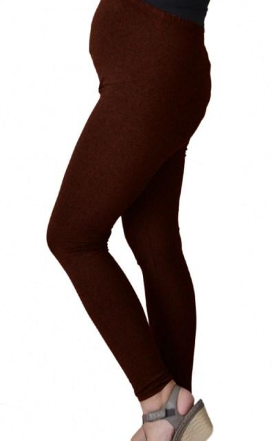 acabc1f5c4b9f Comfortable and Elegant Maternity Pregnancy Long Full Length Leggings  Belly Band